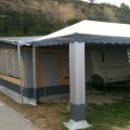 Fano (PU) Veranda con copertura e gazebo
