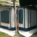 Albenga - veranda con angolo per albero